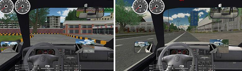 墨泥学车模拟驾驶软件介绍