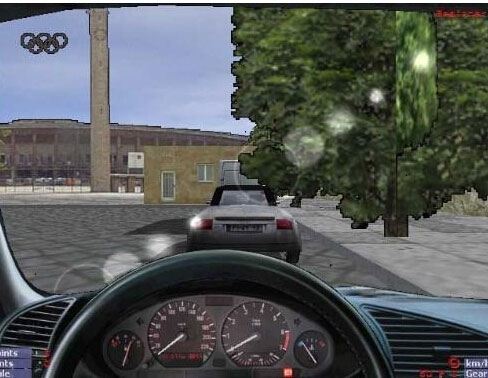 3D驾驶学校