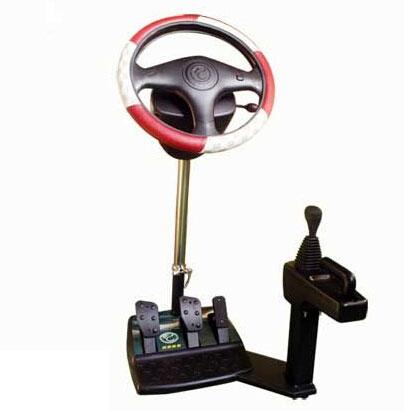 友友车友汽车模拟驾驶机