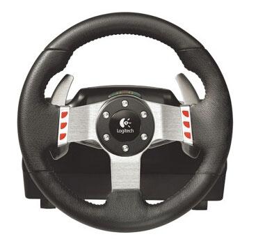 罗技G27汽车模拟驾驶游戏方向盘