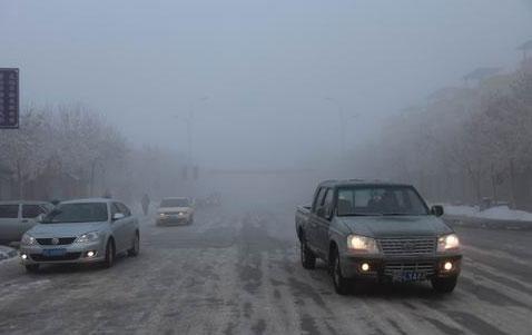 北方雾霾天安全行车五原则