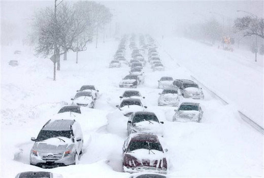 冬季兵法三招解决开车难问题