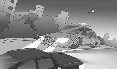 夜间驾驶注意事项