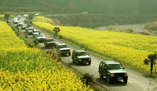 远距离长途行车中各种道路的行驶技巧