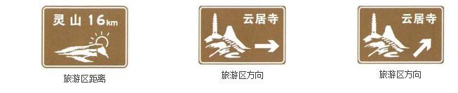 旅游区标志之指引标志