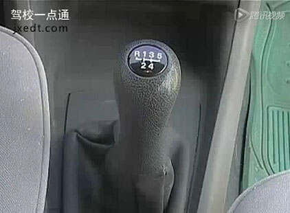 安全驾驶(第五集):变数器换挡操作和驻车制动器