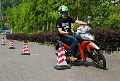 丰南摩托车驾考取消间隔时间限制