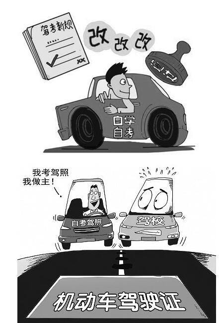 银川车管所详解4月1日新修订驾驶证驾考变革新规