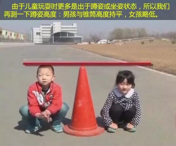 真人实验解析汽车盲区的相关常识-(2)