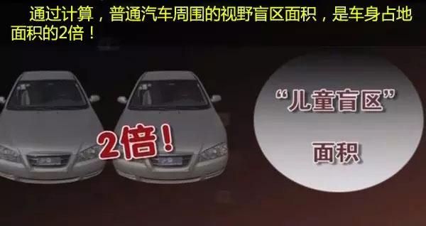 真人实验解析汽车盲区的相关常识-(15)
