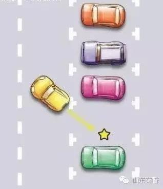 垂直停车技巧-(2)