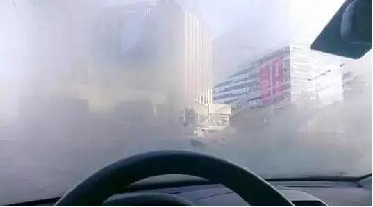 阴雨天五大开车除雾技法