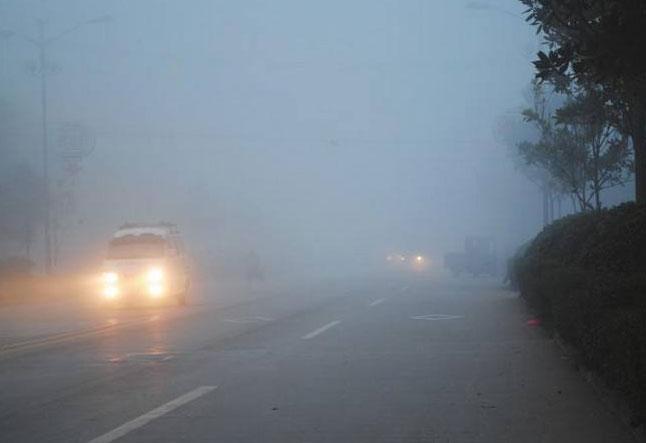 雾天安全行车十大注意事项