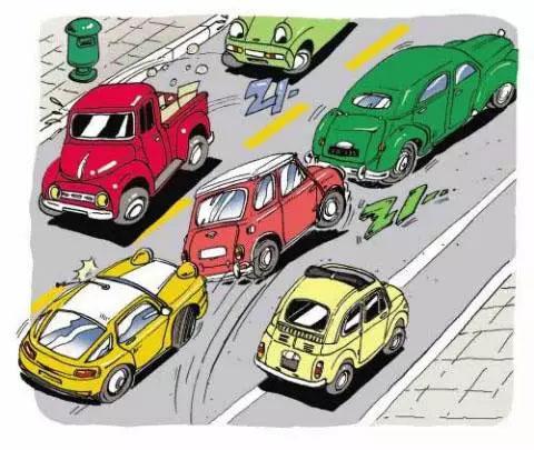 谨记以下25条驾驶技巧让车祸死亡率降到0