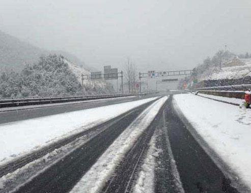 雨雪高速公路限速有什么特别规定