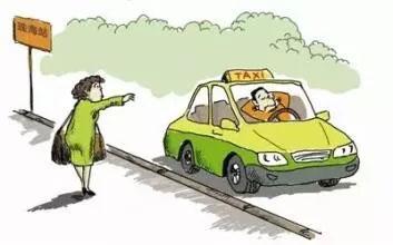 在路上除了豪车还有这几类车千万不要跟!