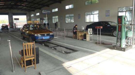 四川省内江市机动车检验机构名称地址及电话大全
